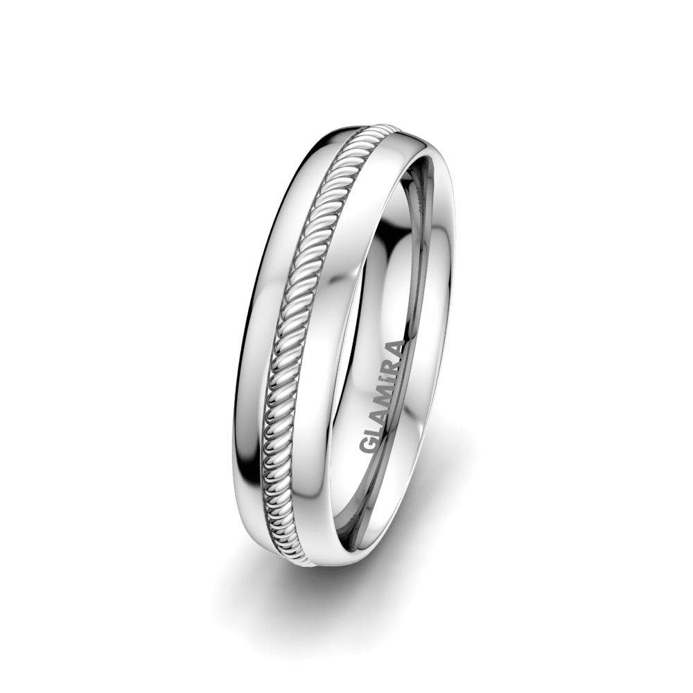 Men's Ring Exciting Light 5 mm