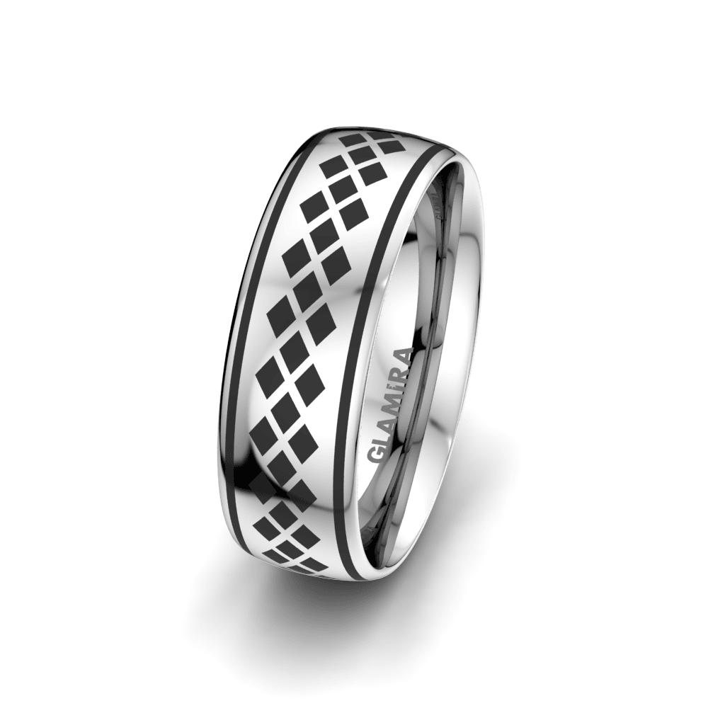 Men's Ring Charming Sunset 7 mm