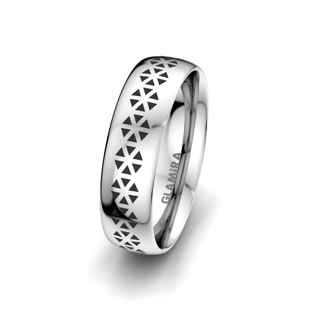 Men's Ring Charming Spring 6 mm