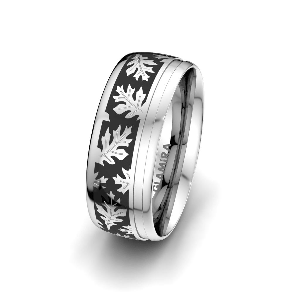 Men's Ring Essential Promise 8 mm