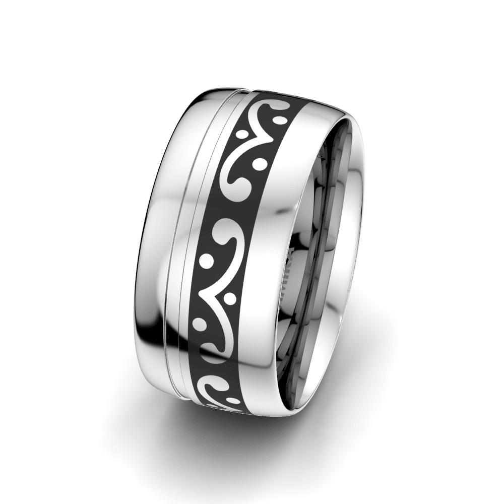Men's Ring Essential Love 10 mm