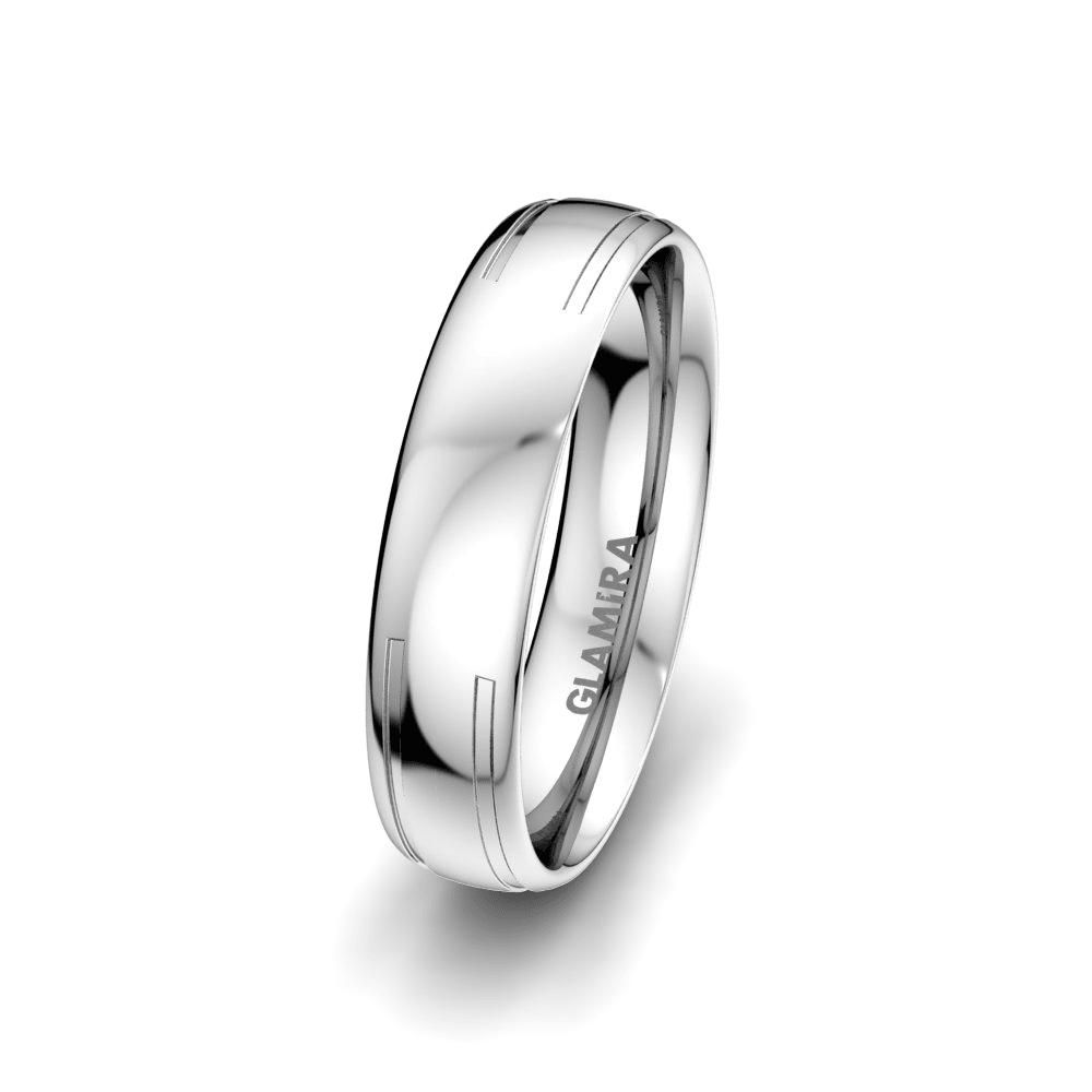 Men's Ring Dynamic Story 5 mm