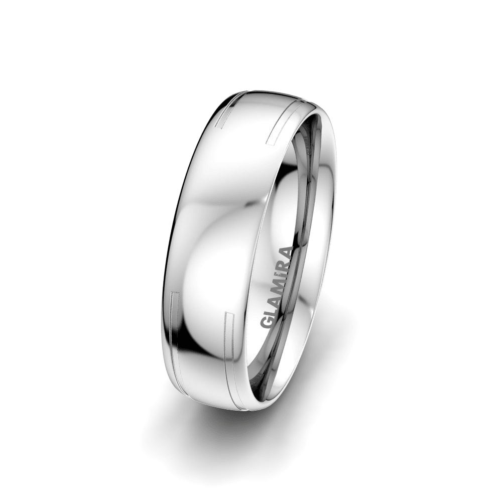 Men's Ring Dynamic Story 6 mm