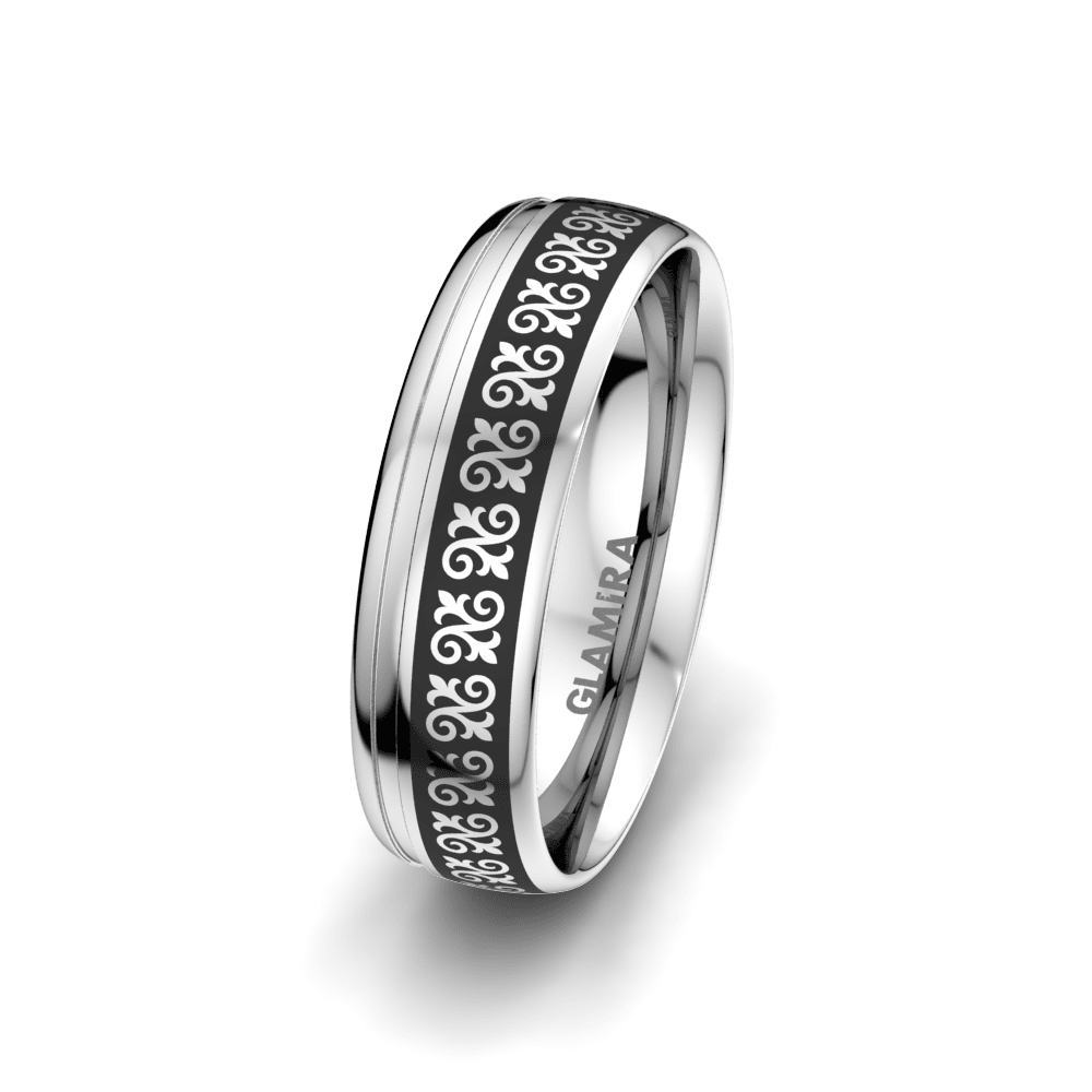 Men's Ring Brilliant Element 6 mm