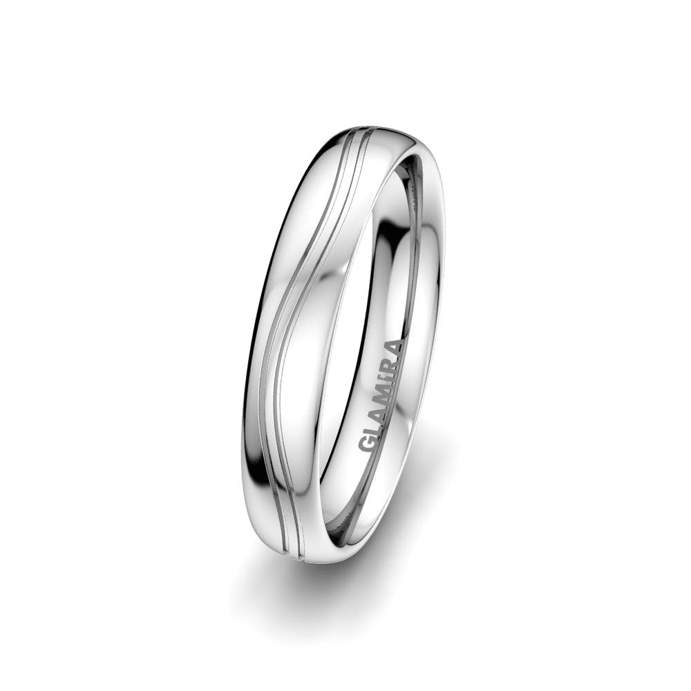 Men's Ring Alluring Fusion 4 mm