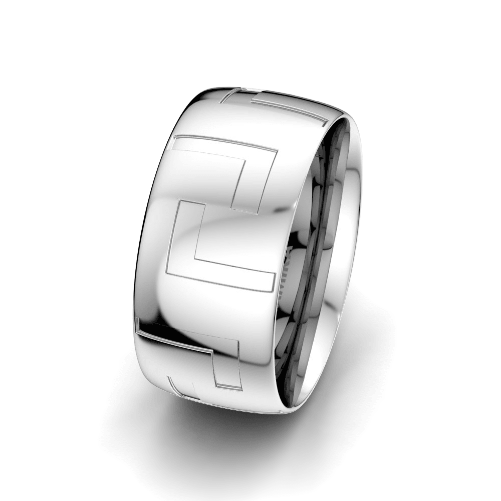 Men's Ring Exotic Start 10 mm