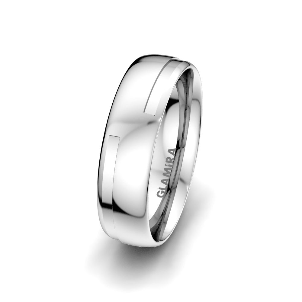 Men's Ring Elegant Choice 6 mm