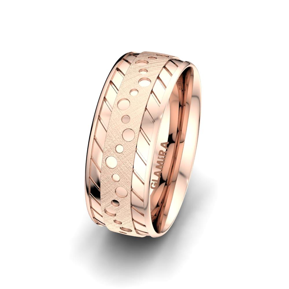 Men's Ring Splendid Passion 8 mm