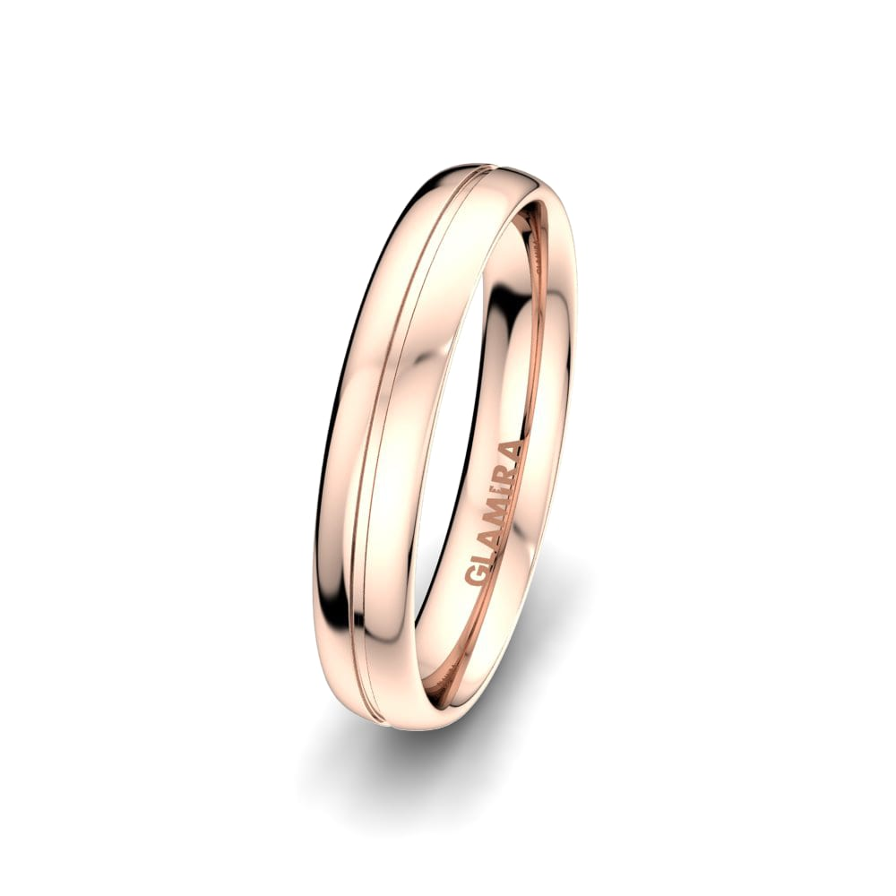 Men's Ring Great Blow 4 mm