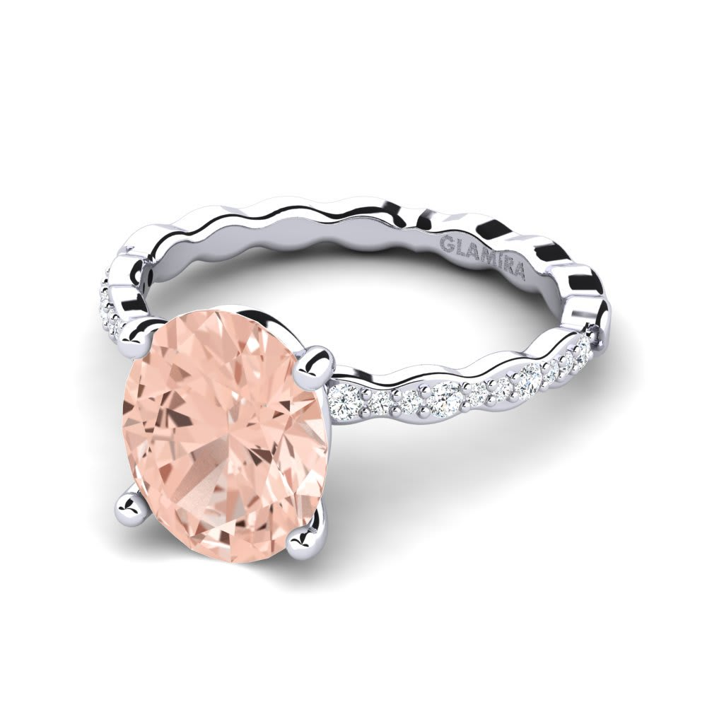 Solitaire Pave