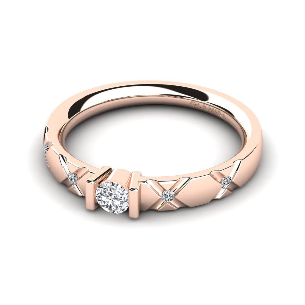 GLAMIRA Gyűrű Alidia