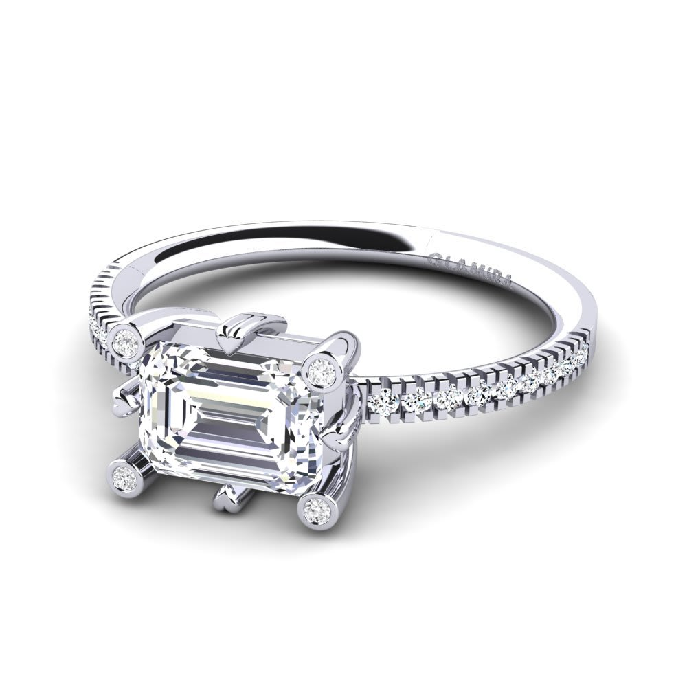 GLAMIRA Ring Margarita