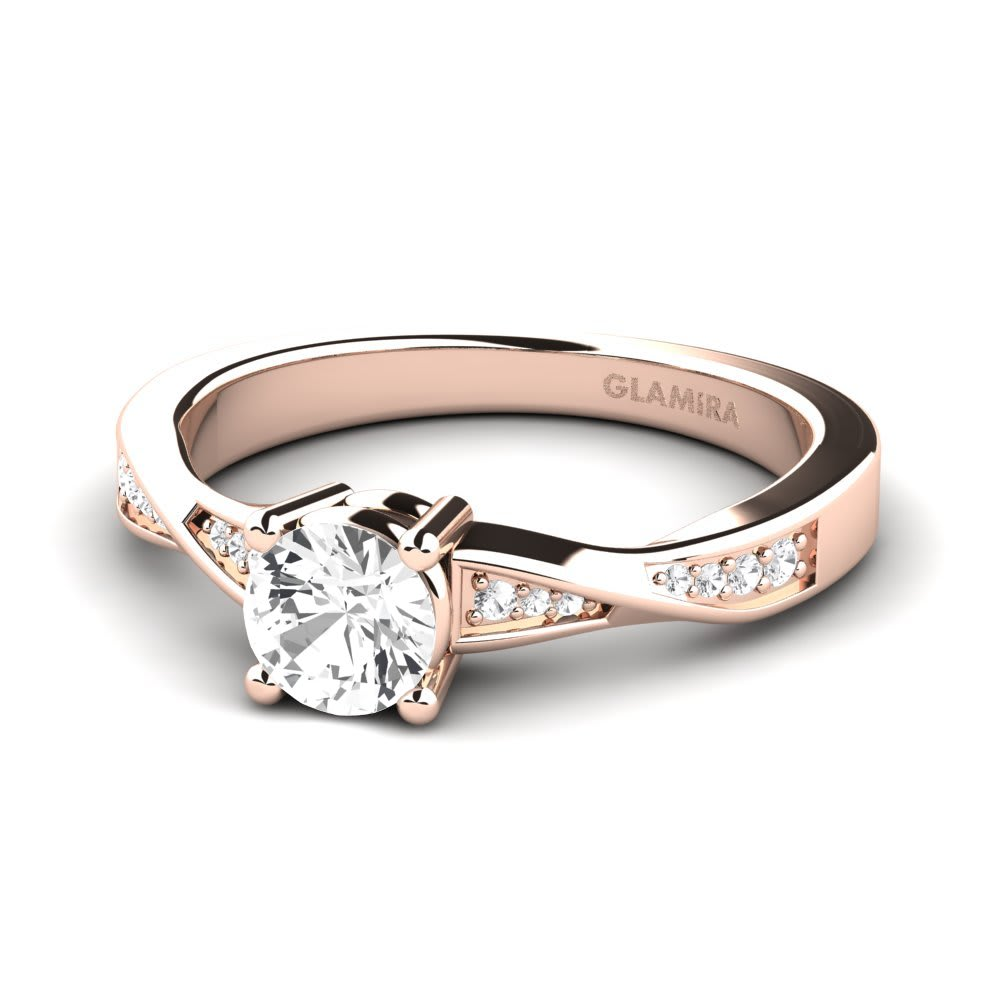 GLAMIRA Ring Kabena 0.5 crt