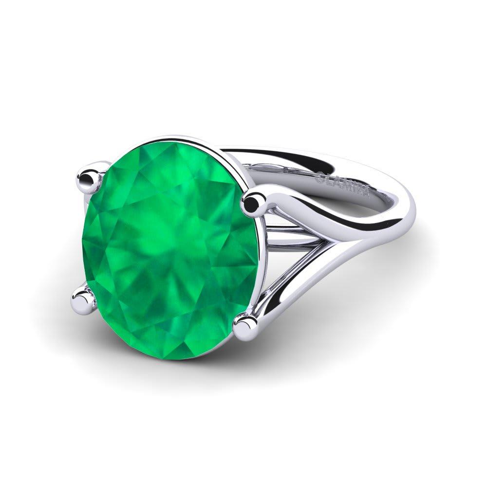 fd0163fe7201 Köp Smaragd - Ringar   GLAMIRA.se