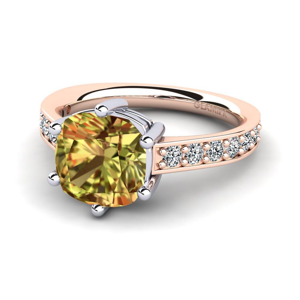 GLAMIRA Žiedas Malias