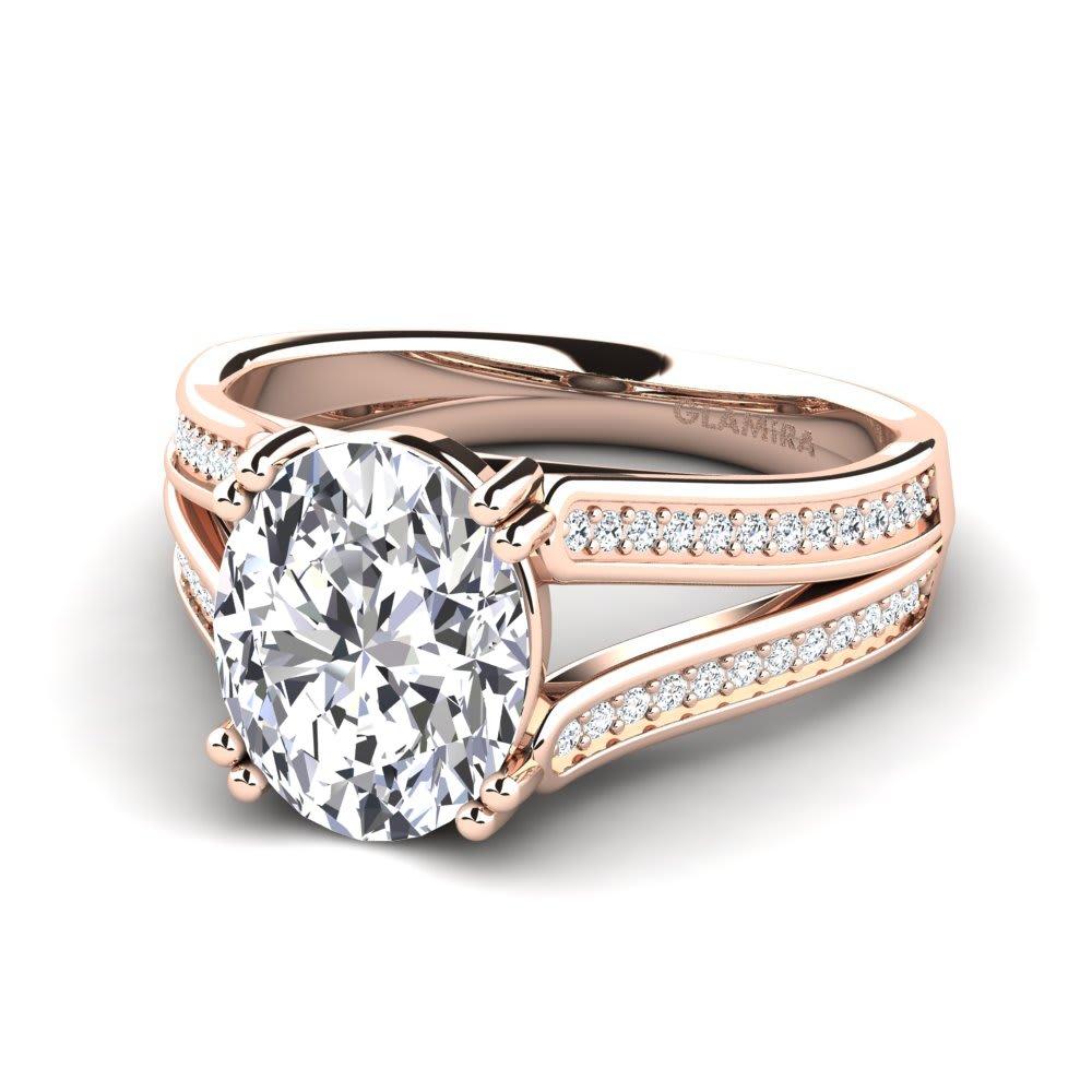 GLAMIRA Gyűrű Matteya