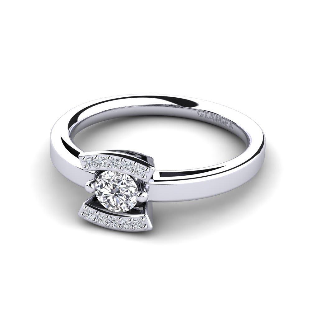 Glamira Ring Allecra 0.25 crt