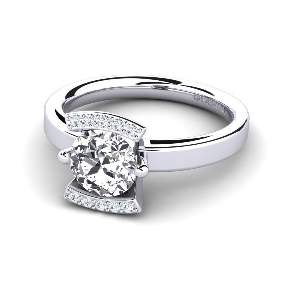 Glamira Ring Allecra 1.0 crt
