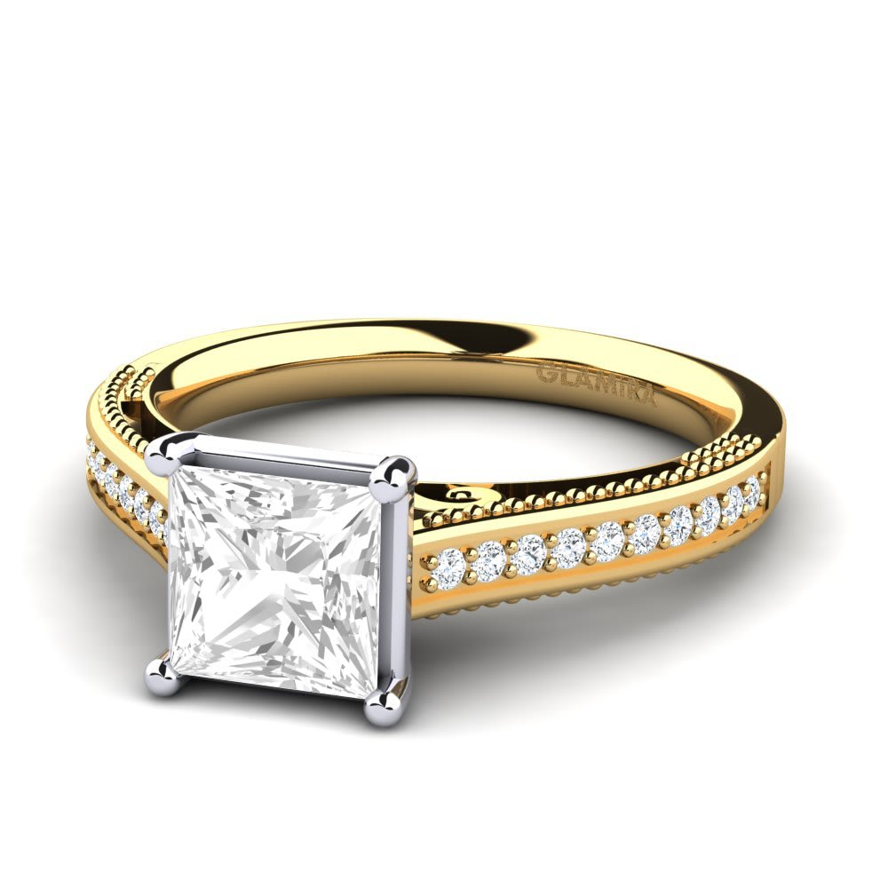 GLAMIRA Ring Lucetta Hart