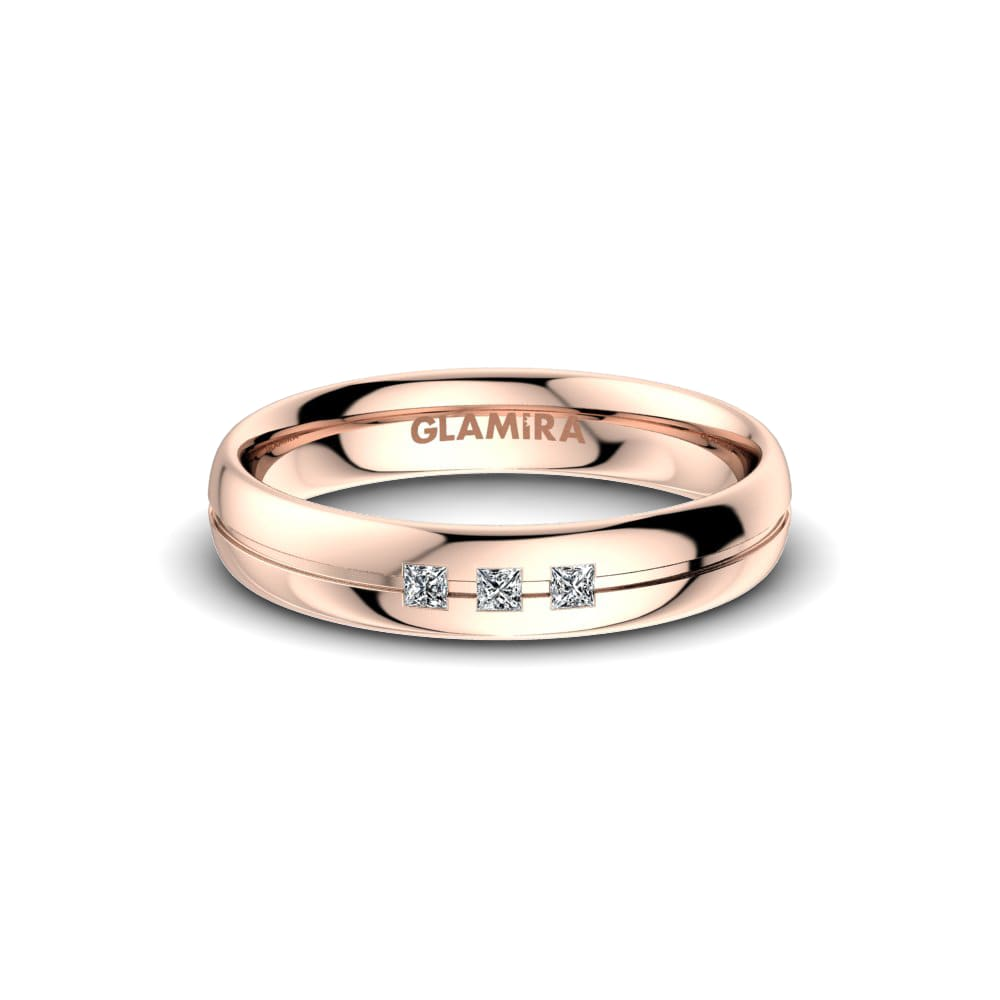 Women's Ring Great Blow 4 mm