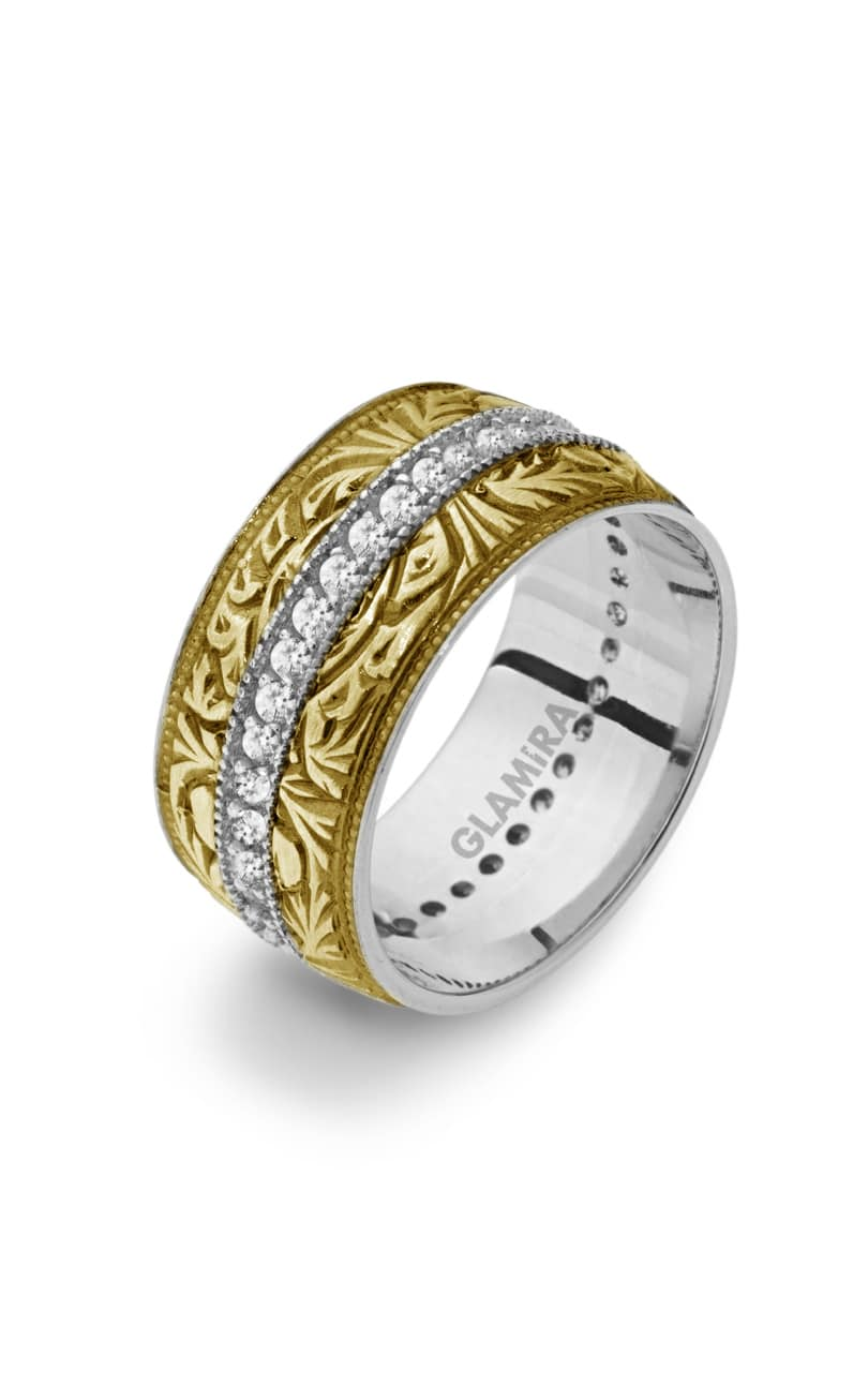 Women's Ring Golden Miracle