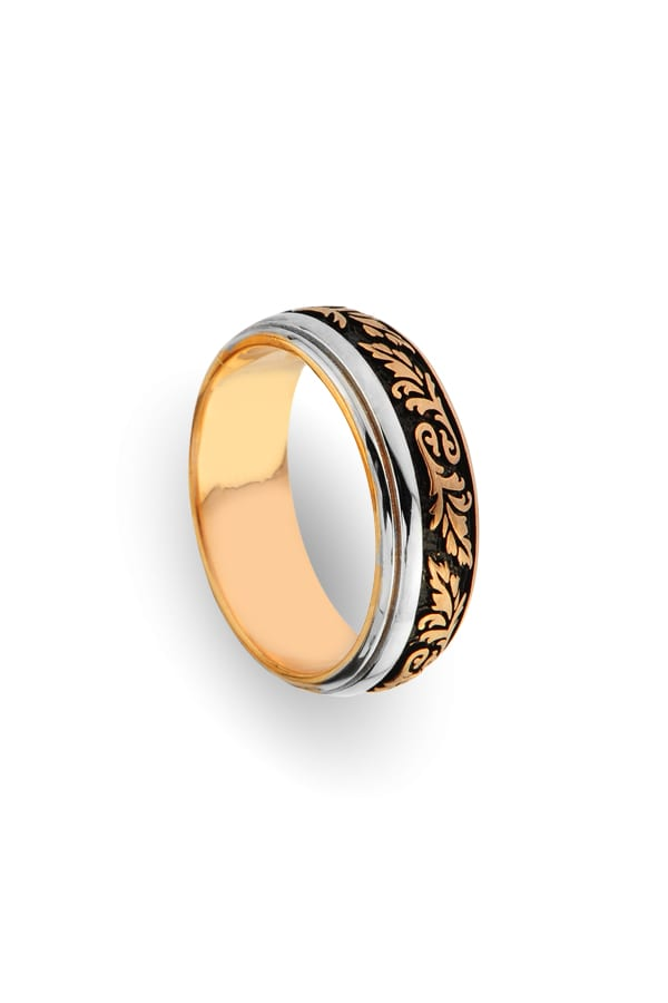 Men's ring Mystic Secret Basic