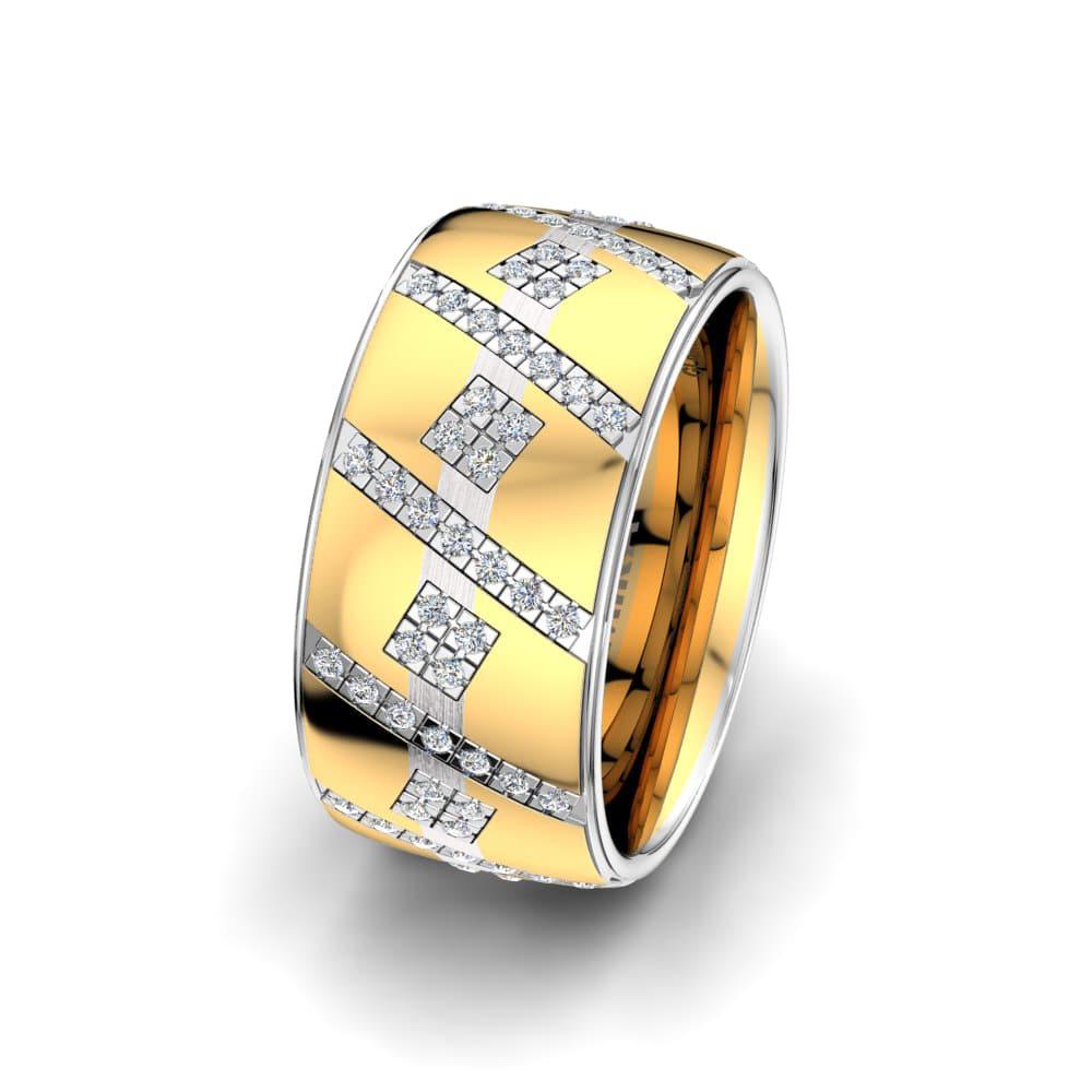 Ženski prsten Fantastic Core 10 mm