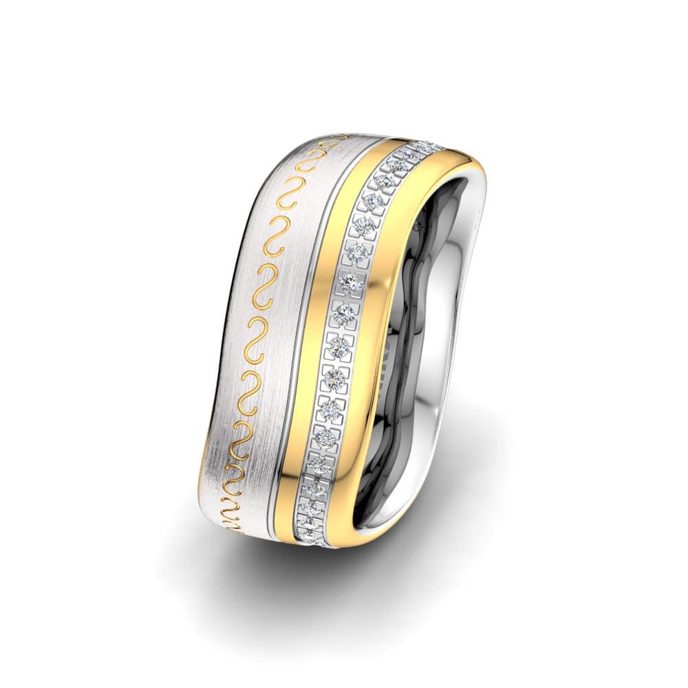 Damenring Splendid Iwy 8 mm