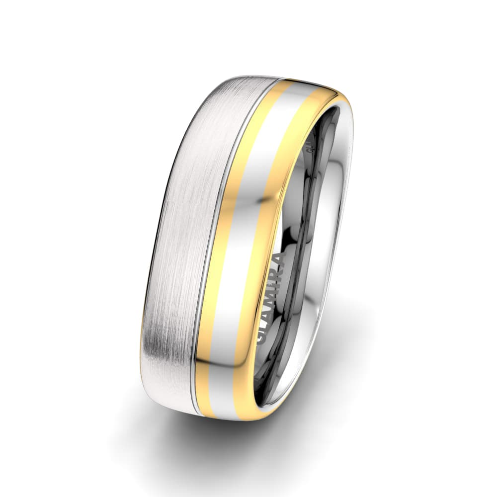 Herrenring Splendid Iwy 8 mm