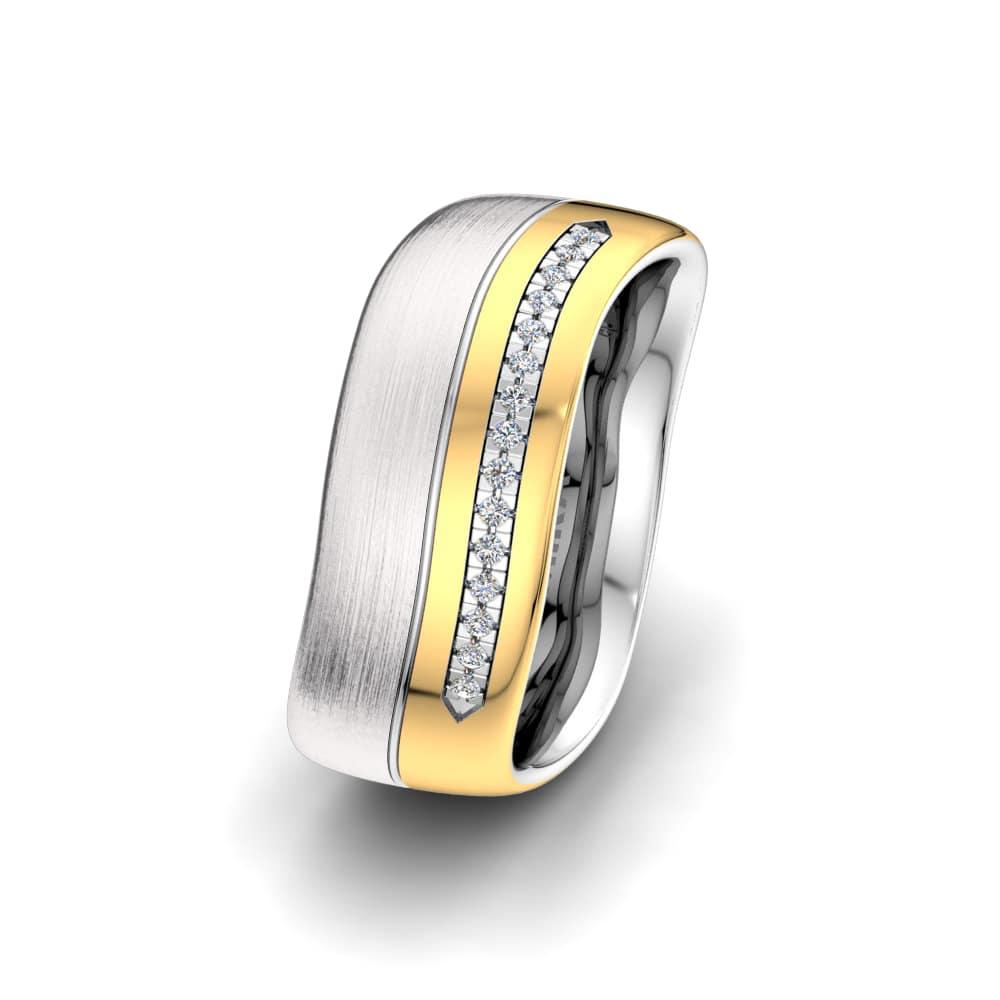 Damenring Splendid Shape 8 mm