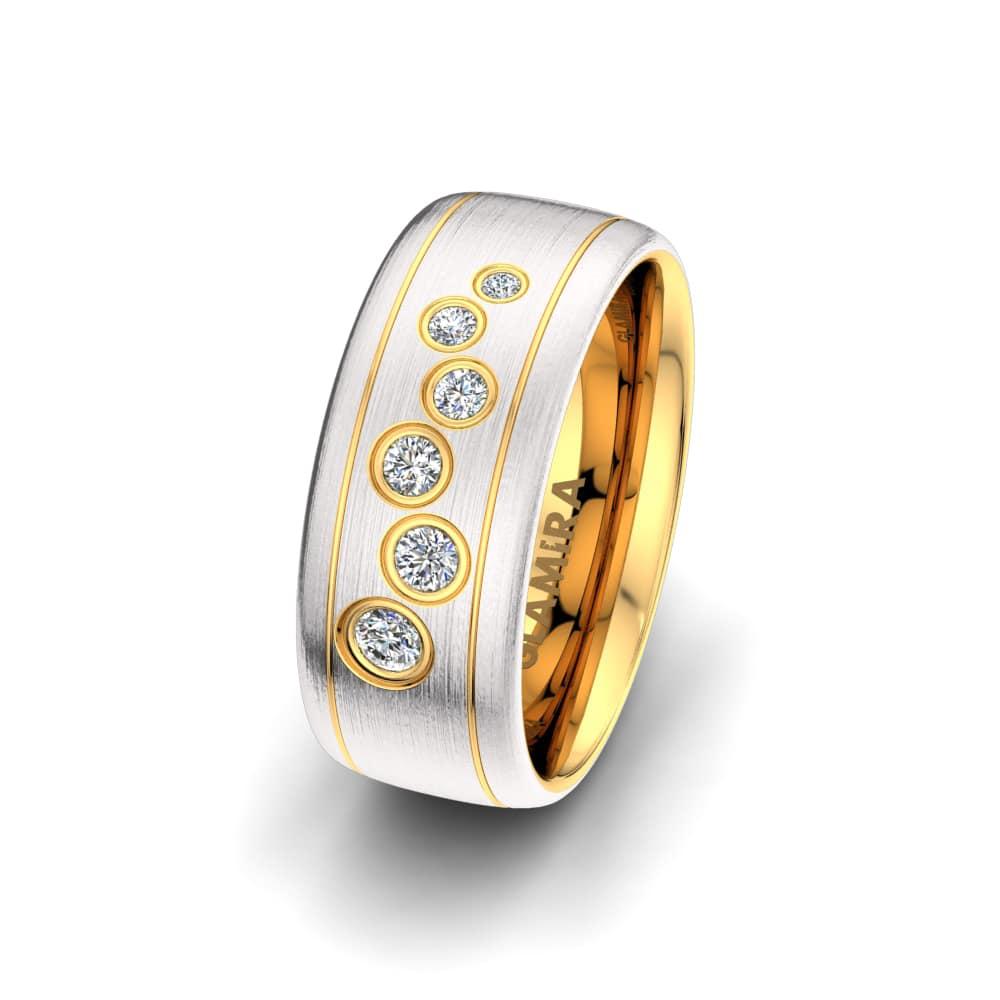 Ženski prsten Wondrous Lucy 8 mm