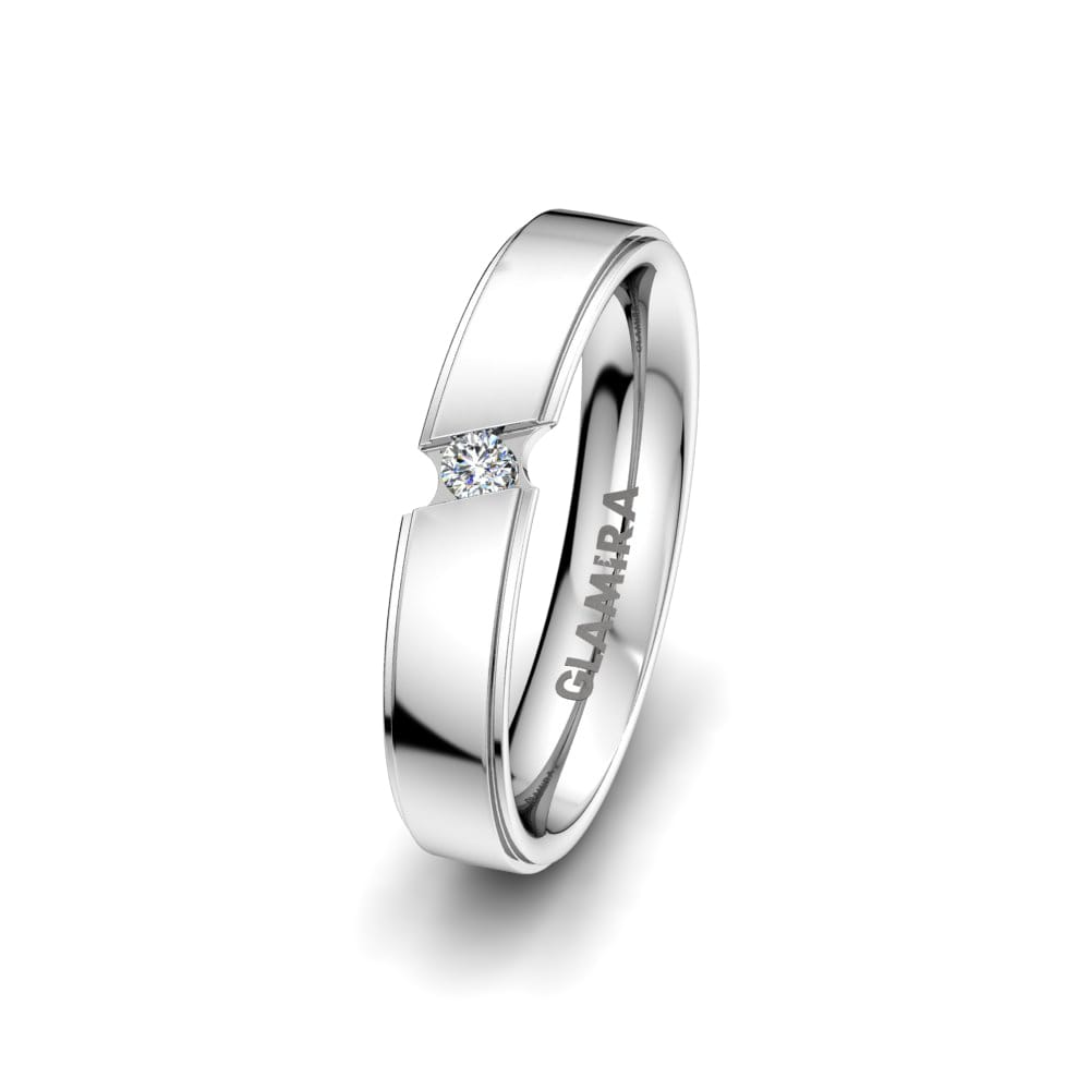 Women's ring Bright Youth 4 mm