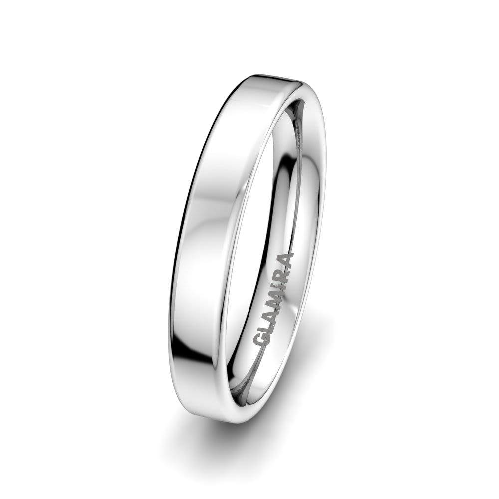 Men's Ring Bright Youth 4 mm