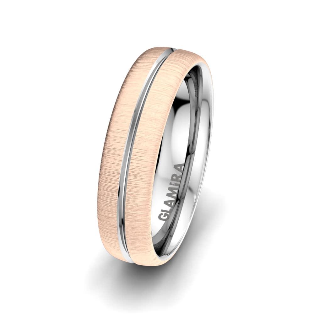 Men's ring Alluring World 6mm
