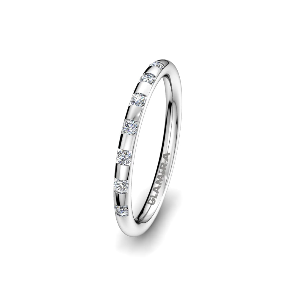 Women's ring Brilliant Impulse 2mm