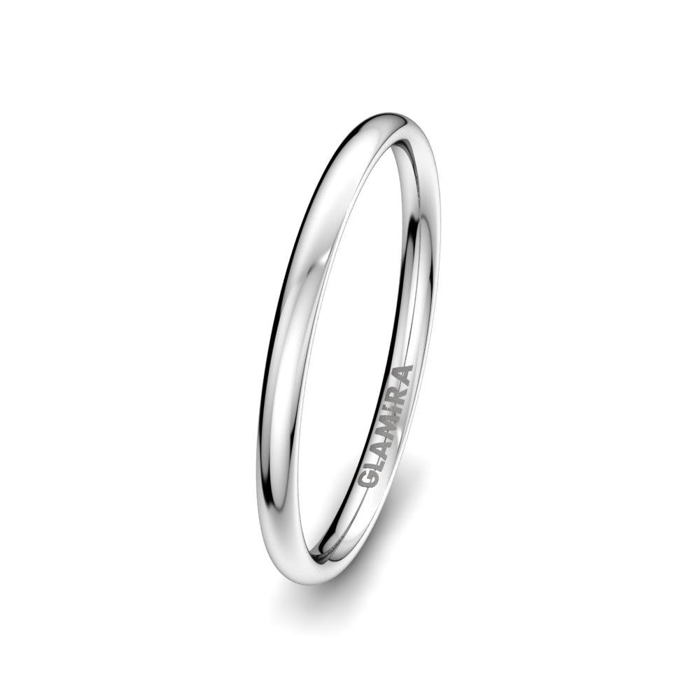 Men's ring Brilliant Impulse 2mm