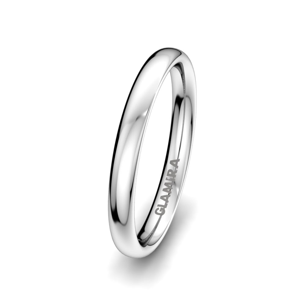 Men's ring Brilliant Impulse 3mm