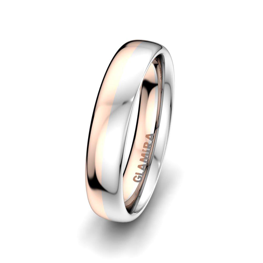 Men's ring White Drop
