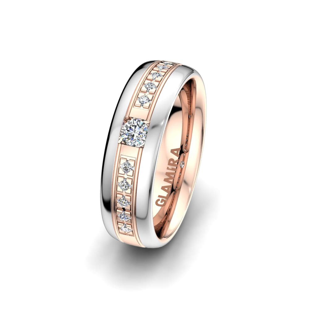 Women's ring Bright Life 6mm
