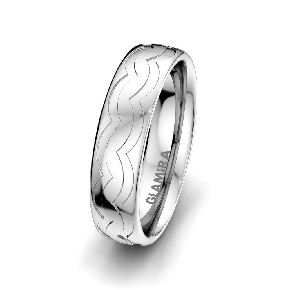 Men's Ring Amazing Wicker 6 mm