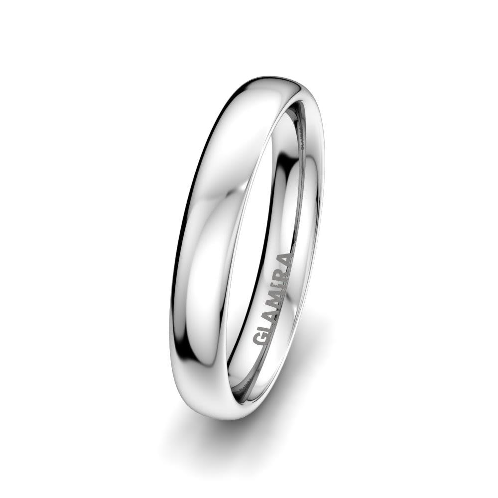 Men's Ring Brilliant Rose 4 mm