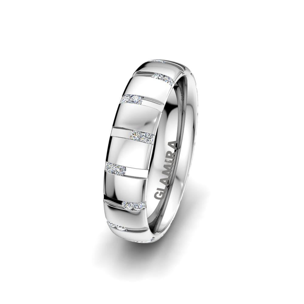 Women's ring Heavenly Style 5 mm