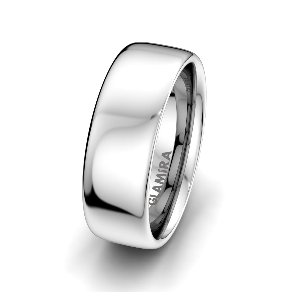 Men's Ring Sharp Elegance 8 mm