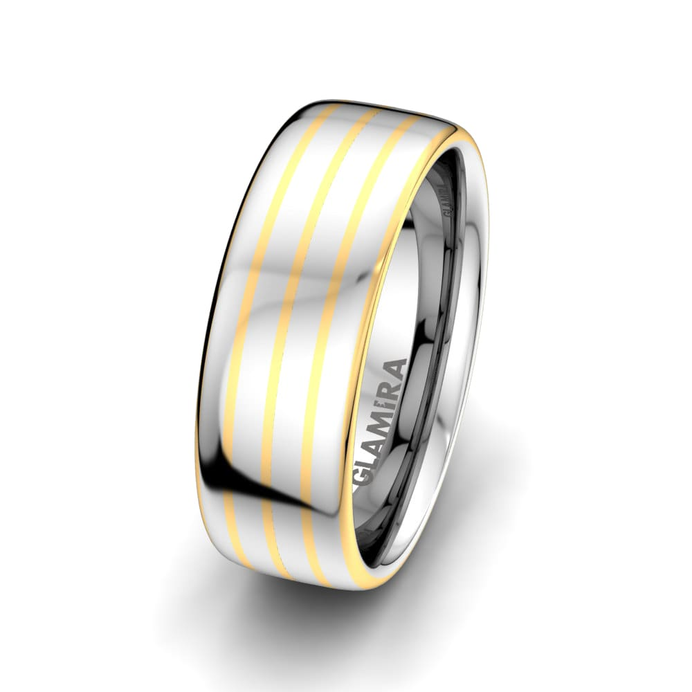 Men's Ring Circules Vitae 8 mm