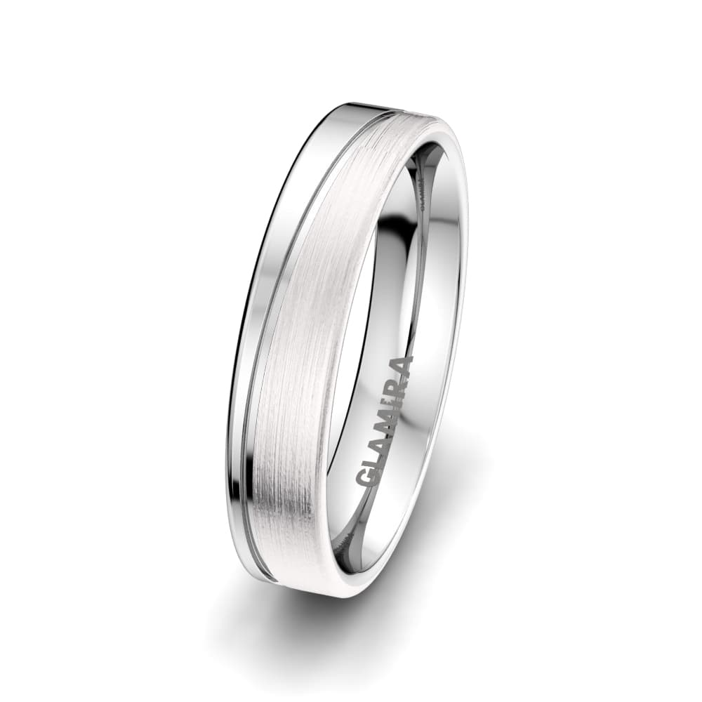 Herrenring Elegant Aura 5 mm