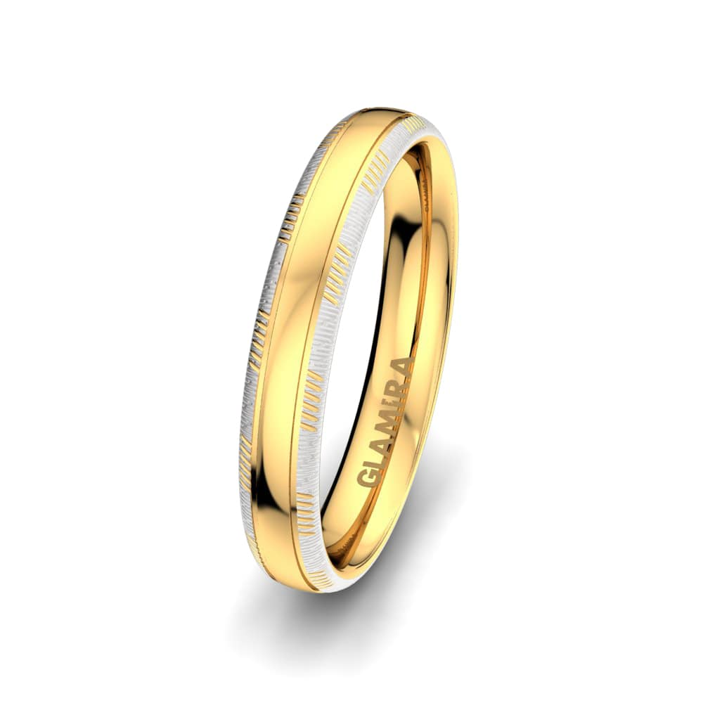 Herrenring Embrace Elegant 4 mm