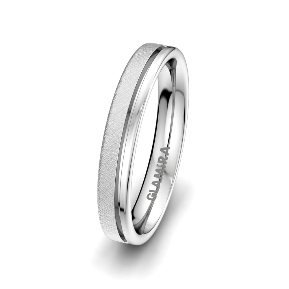 Men's Ring Sense Muse 4 mm