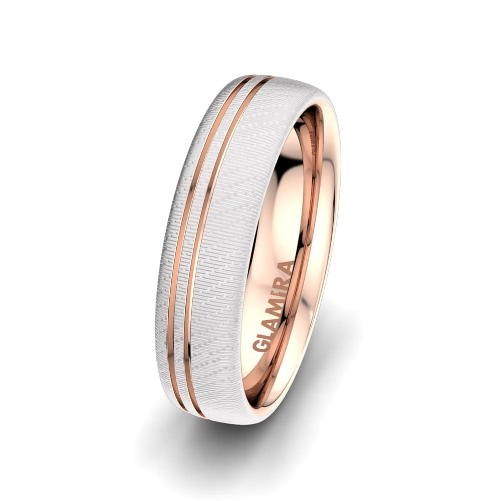 Men's Ring Universe Crux 6 mm