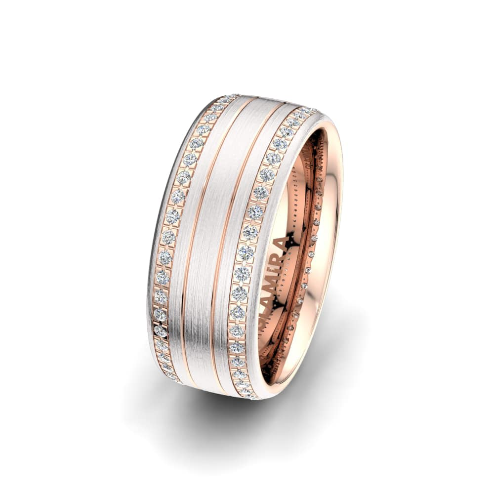 Women's Ring Universe Neptune 8 mm