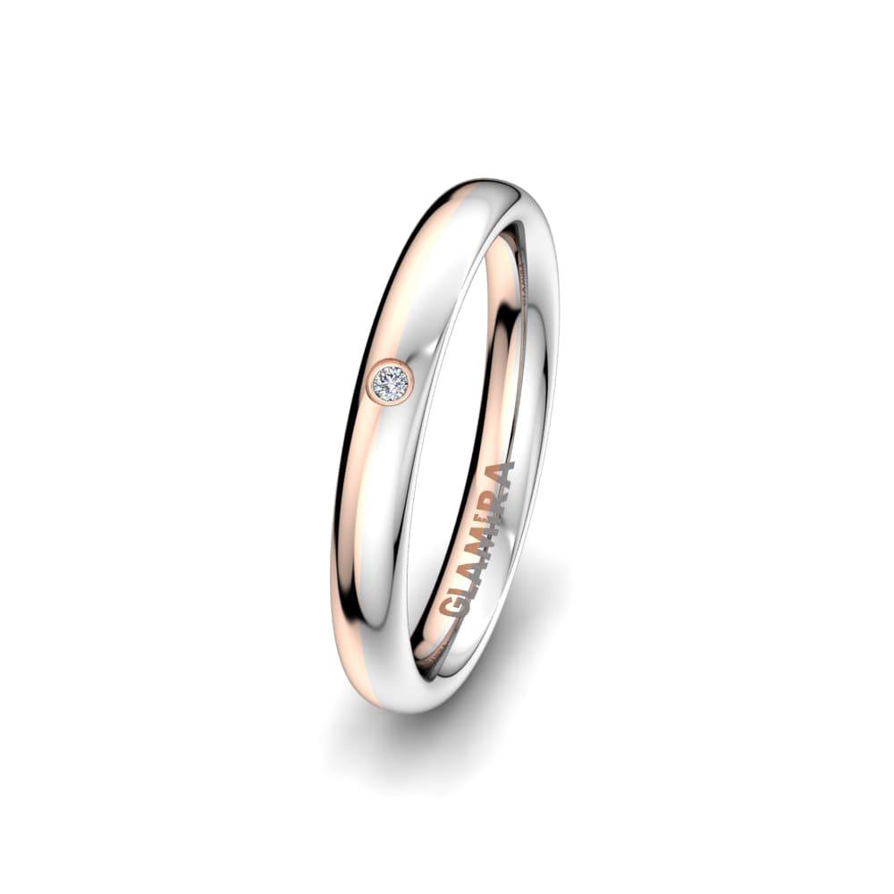 Women's Ring Natural Sensation 3 mm